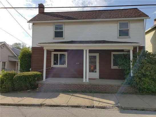 812 Franklin Ave, Connellsville, PA - USA (photo 1)
