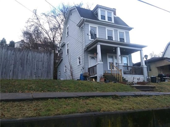 607 Meadow Ave, Charleroi, PA - USA (photo 1)