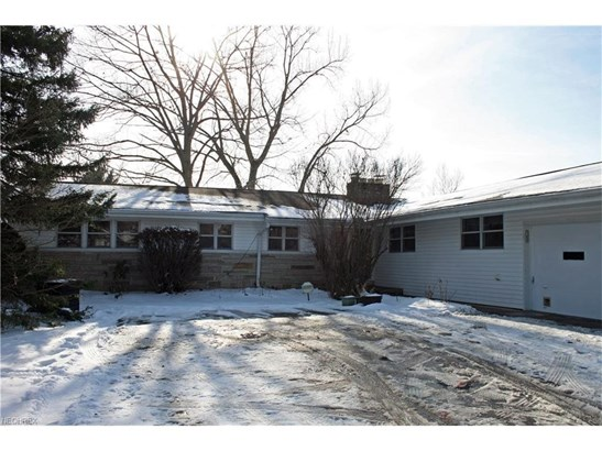 Ranch home with walk out lower level is over 4300 sq. ft. Backs to nature! Side load 2-car garage. (photo 1)