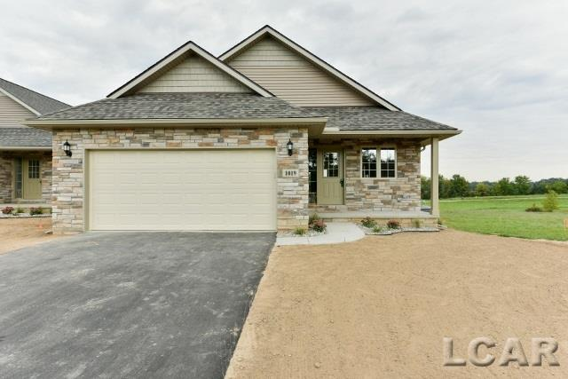 1033 Ridge View Dr, Tecumseh, MI - USA (photo 1)
