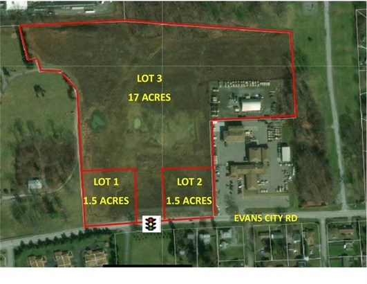 370 Evans City Rd Lot 1, Butler, PA - USA (photo 1)