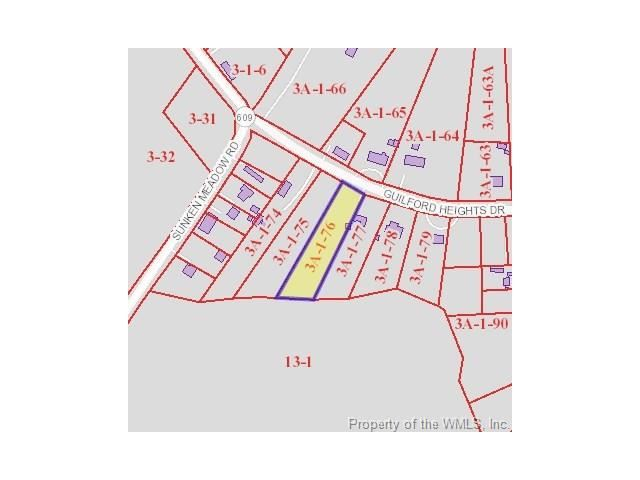 Lot 76 Guilford Heights Drive, Surry, VA - USA (photo 1)