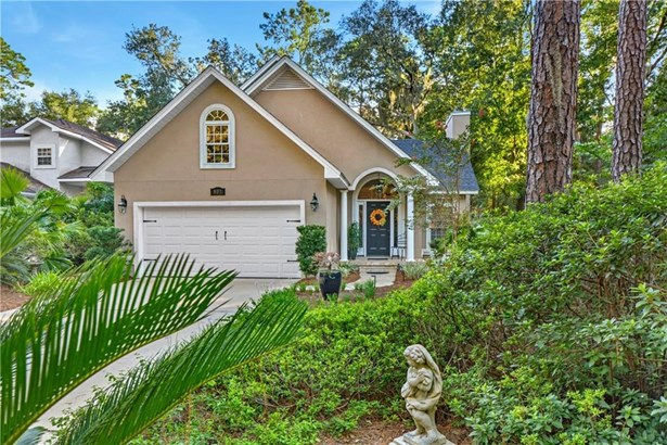 Patio Home, Single Family - St Simons Island, GA