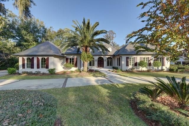 French Provincial,Low Country, Single Family - St. Simons Island, GA