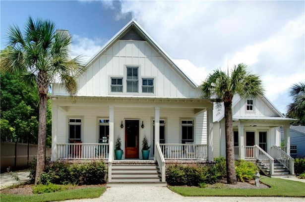 Beach Cottage, Single Family - St Simons Island, GA