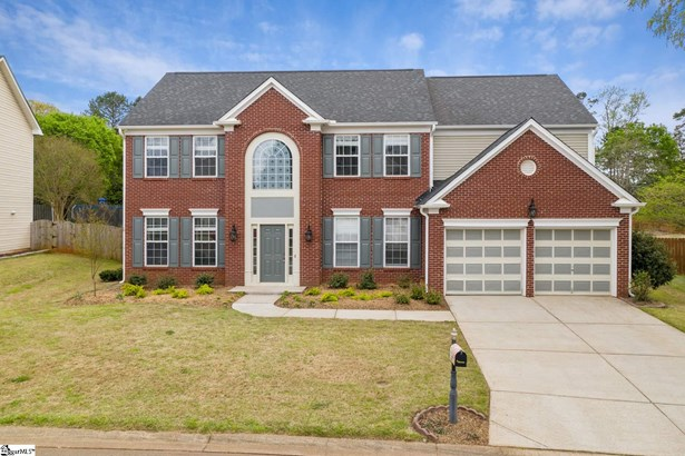 Single Family-Detached, Traditional - Greer, SC