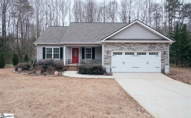 Single Family-Detached, Craftsman,Traditional - Travelers Rest, SC
