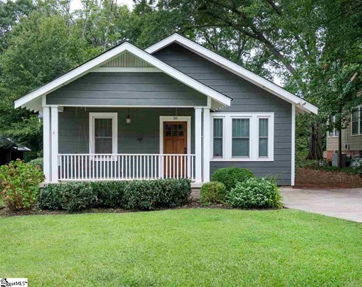 Single Family-Detached, Bungalow - Greenville, SC