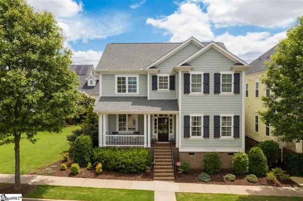Single Family-Detached, Traditional - Greenville, SC