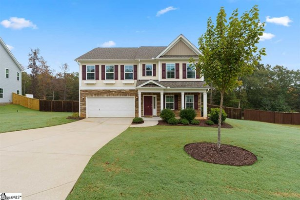 Single Family-Detached, Traditional - Easley, SC