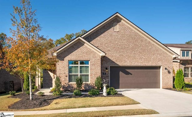 Single Family-Detached, Ranch, Traditional - Simpsonville, SC