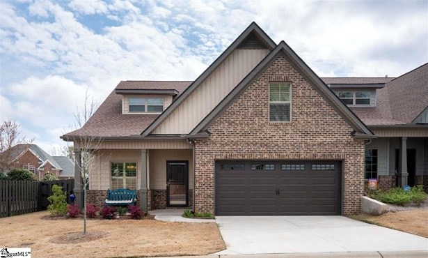 Craftsman, Condo/Townhouse-Attached - Simpsonville, SC