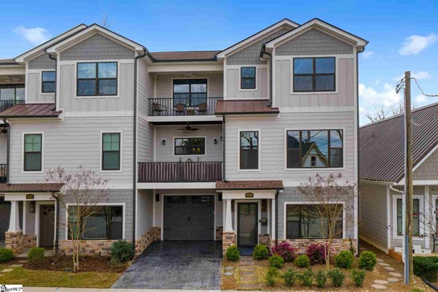 Condo/Townhouse-Attached, Duplex Style - Greenville, SC