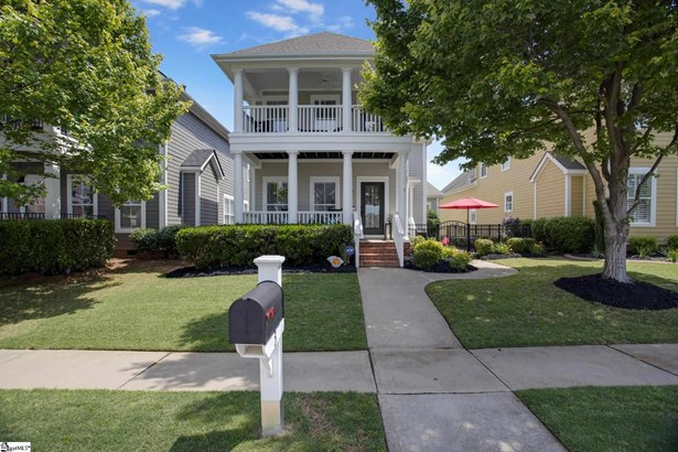 Charleston, Single Family-Detached - Simpsonville, SC