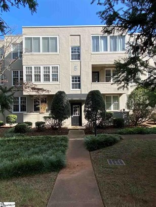 Condo/Townhouse-Attached, Contemporary - Greenville, SC