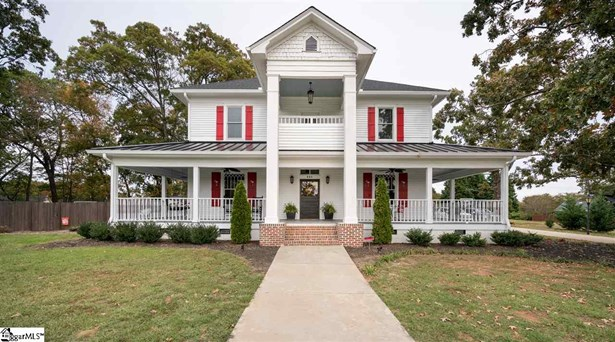 Traditional,Other, Single Family-Detached - Greenville, SC