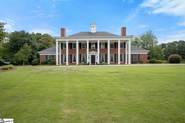 Single Family-Detached, Colonial - Greenville, SC