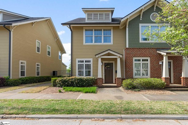 Craftsman,Traditional, Condo/Townhouse-Attached - Greenville, SC