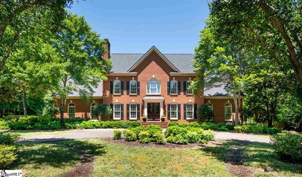 Single Family-Detached, Traditional - Simpsonville, SC
