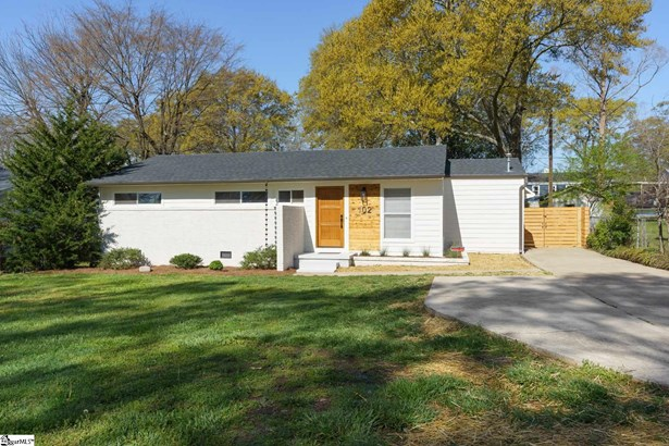 Single Family-Detached, Contemporary,Ranch,Traditional - Greenville, SC