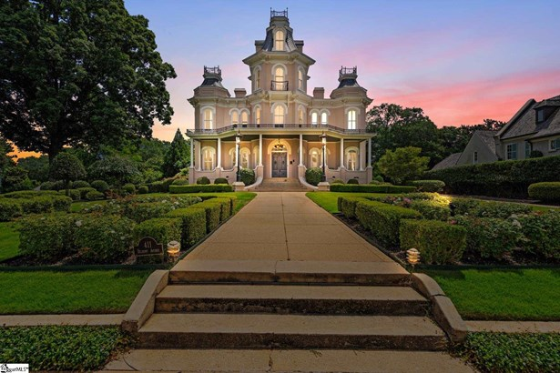 Single Family-Detached, Victorian - Greenville, SC