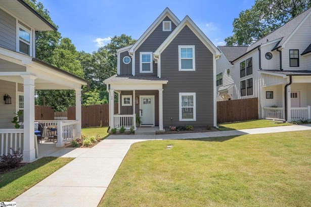 Single Family-Detached, Traditional,Craftsman - Greenville, SC