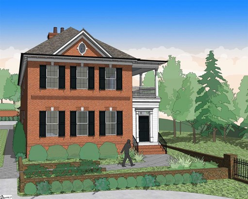 Single Family-Detached, Charleston,Traditional - Greenville, SC