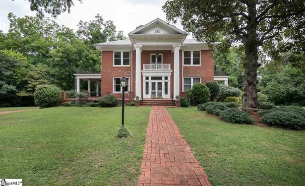 Colonial,Traditional, Single Family-Detached - Greenville, SC