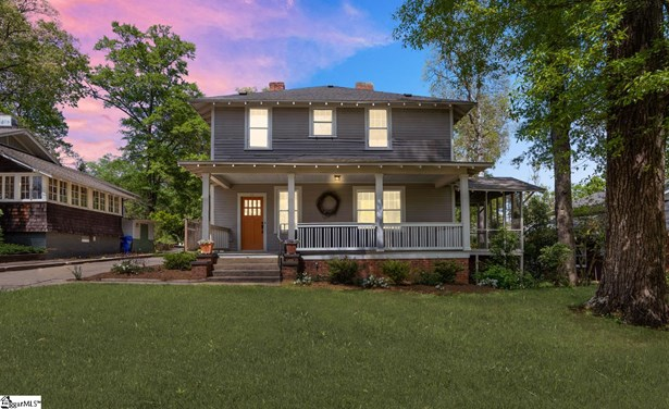 Single Family-Detached, Craftsman,Traditional - Greenville, SC