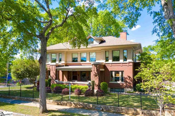 Single Family-Detached, Craftsman - Greenville, SC
