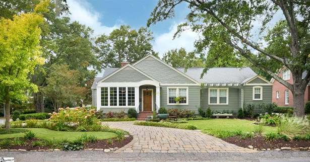 Single Family-Detached, Bungalow - Greenville, SC