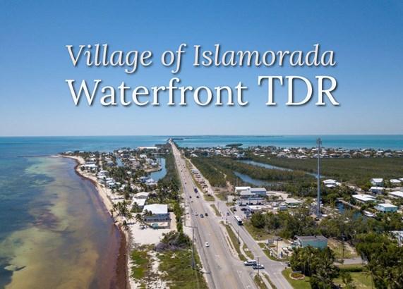 Vacant Land - Upper Matecumbe Key Islamorada, FL