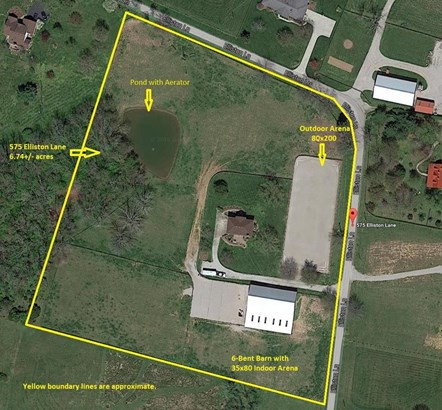 575 Elliston Lane , Versailles, KY - USA (photo 1)