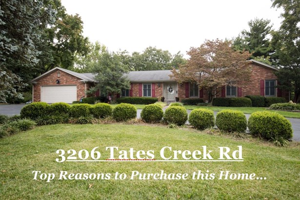 3206 Tates Creek Road, Lexington, KY - USA (photo 1)