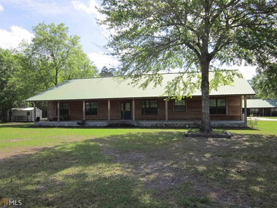 Single Family Detached, Country/Rustic,Ranch - St. George, GA
