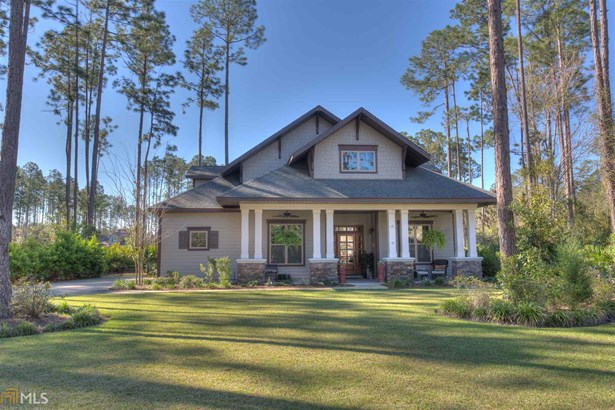 Single Family Detached, Craftsman - St. Marys, GA