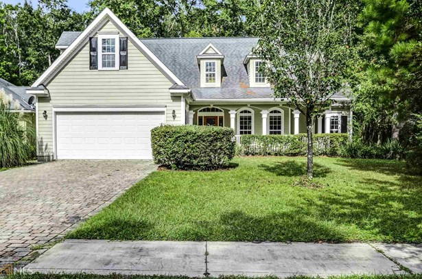 Single Family Detached, Traditional - St. Marys, GA