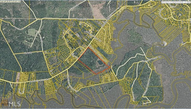 Land Lot, Agriculture - Woodbine, GA