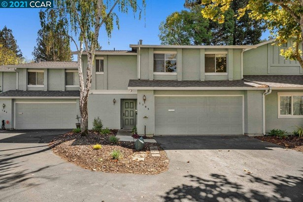 Townhouse, Traditional - MARTINEZ, CA