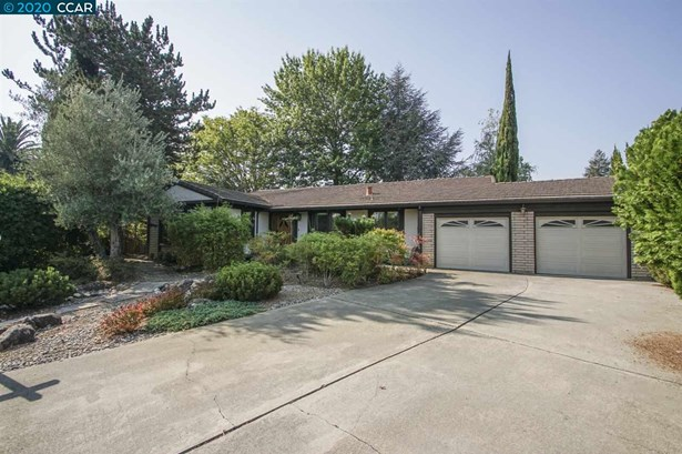 Contemporary,Ranch, Detached - DANVILLE, CA