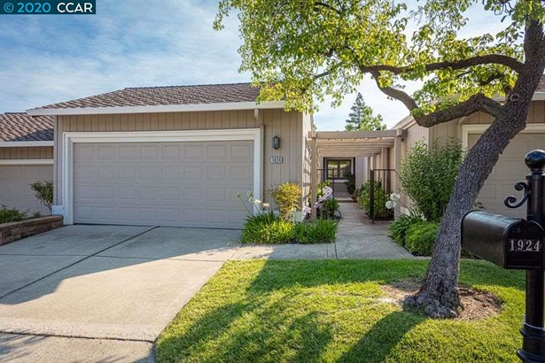 Townhouse, Traditional - DANVILLE, CA