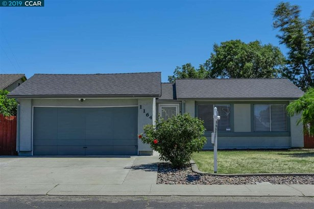Ranch, Detached - TRACY, CA