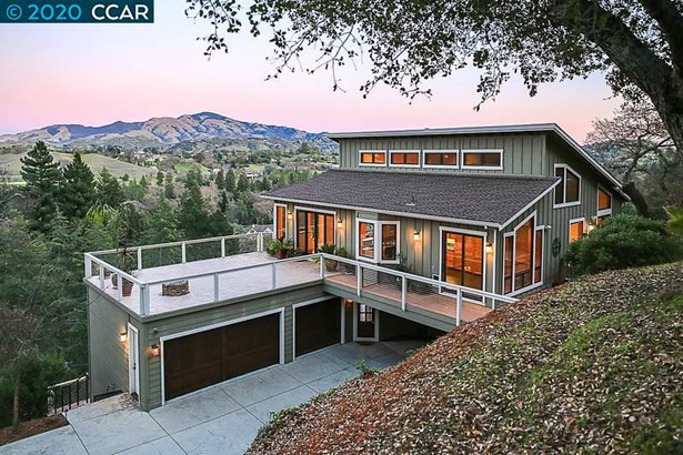 Mid Century Modern, Detached - ALAMO, CA