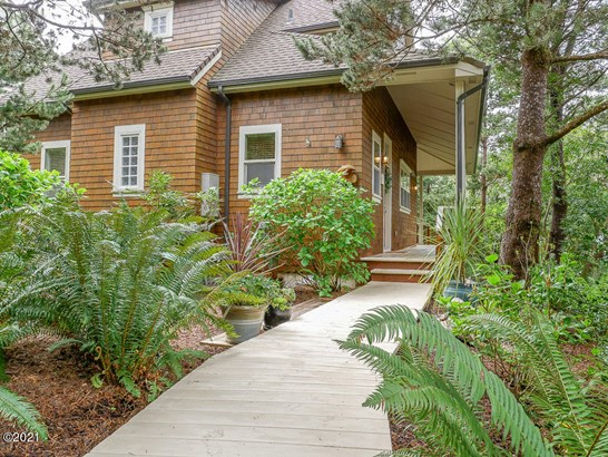 Residential, Craftsman - Yachats, OR