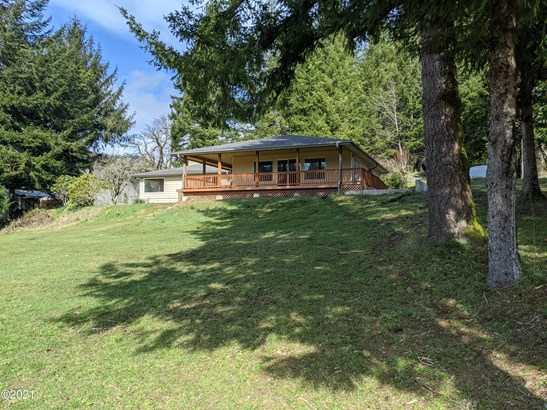 Residential, Ranch - Toledo, OR
