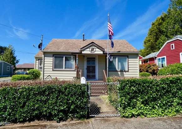 Residential, Traditional - Toledo, OR