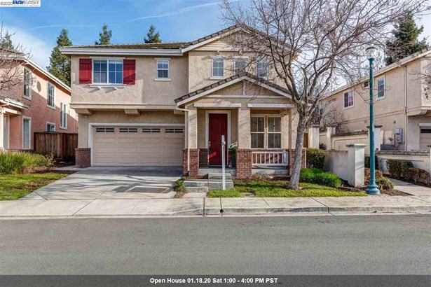 Traditional, Detached - UNION CITY, CA