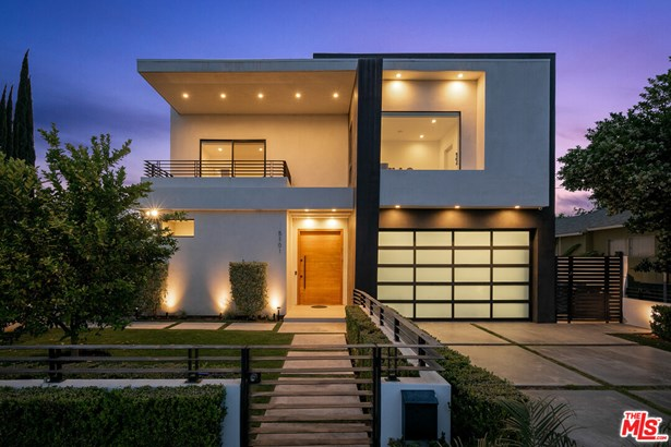 Architectural, Single Family Residence - Encino, CA