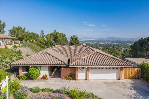 Single Family Residence - Sierra Madre, CA