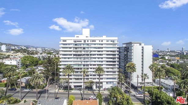 Architectural, Condominium - WEST HOLLYWOOD, CA